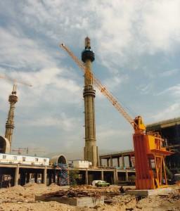 EZA1000-1500, پروژه مصلی تهران, Batching Plant